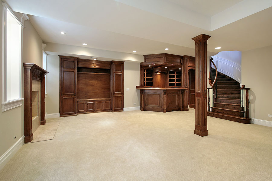 design ideas - basements
